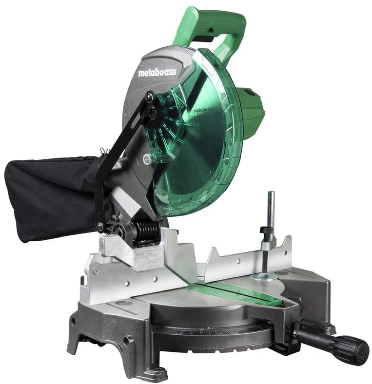 Metabo HTP C10FCGS 10″ Compound Miter Saw