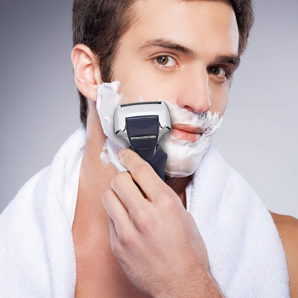 Panasonic Electric Shaver and Trimmer for Men, ES8243A ARC4