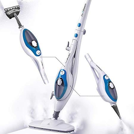 PurSteam World's Best Steamers ThermaPro Steam Mop Cleaner