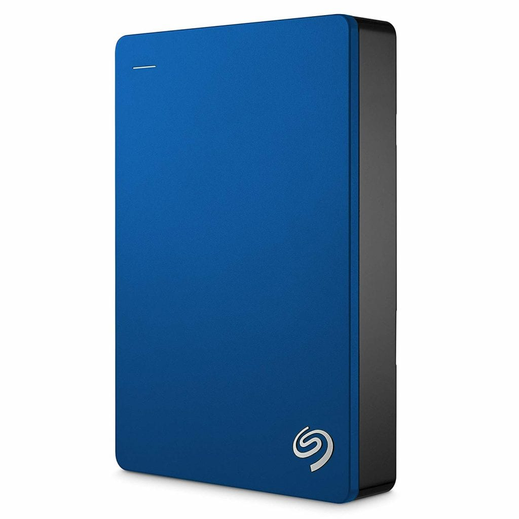 Seagate Backup Portable 4TB Hard Drive