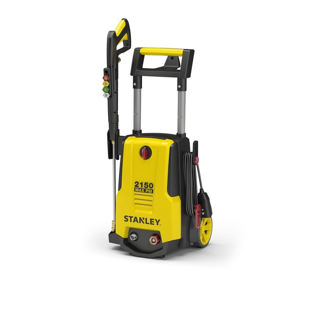 Stanley SHP2150 Pressure Washer, Yellow