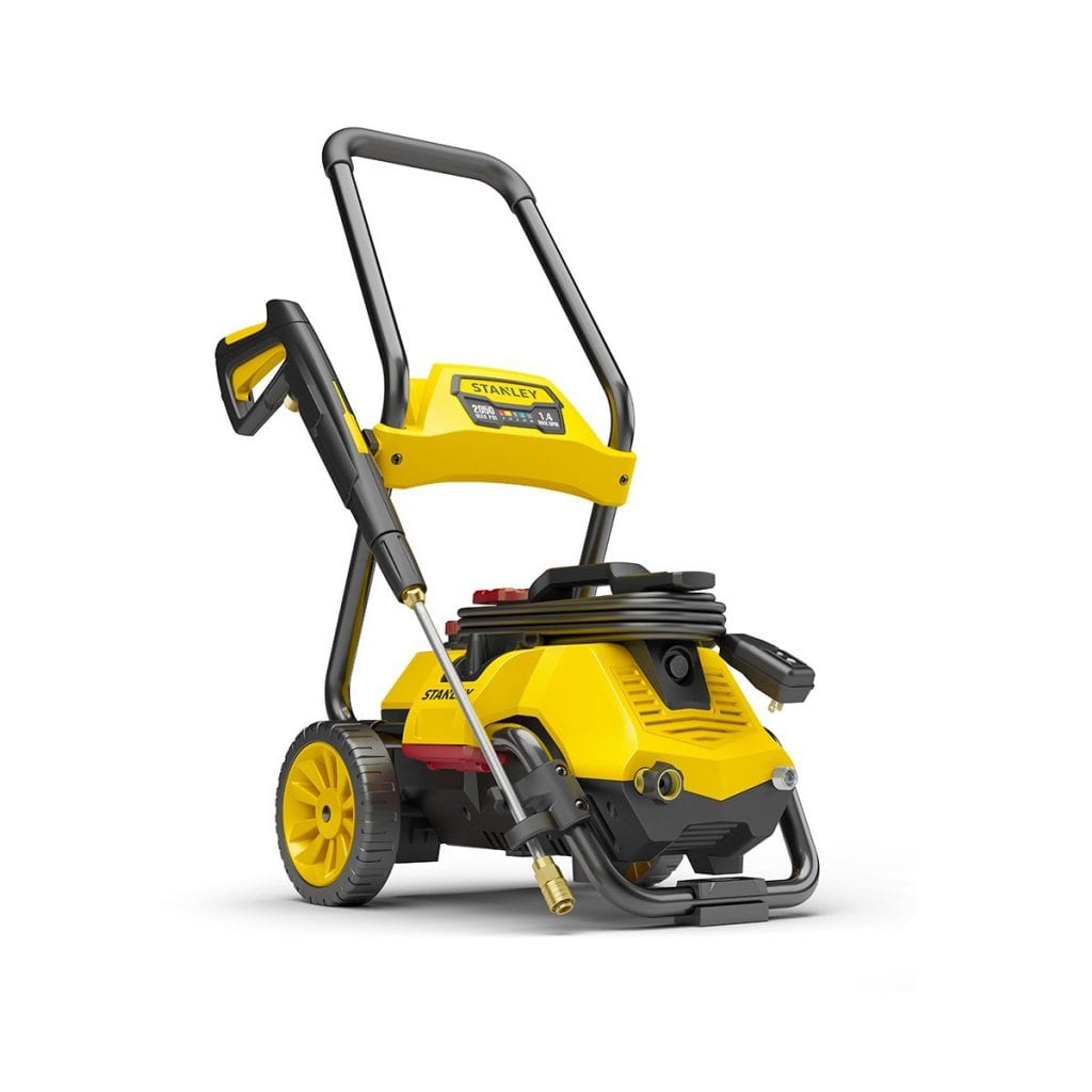 Stanley SLP2050 Pressure Washer, Yellow