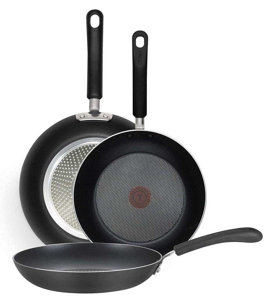 T-fal E938S3 Professional Cookware Set