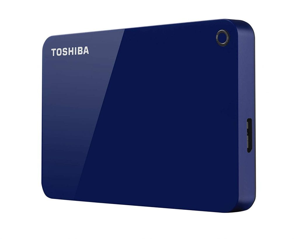 Toshiba Canvio Advance 2TB External Hard Drive