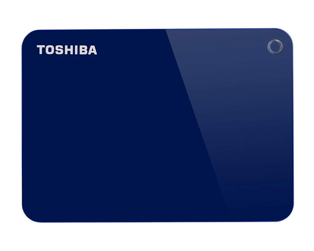 Toshiba Canvio Advance 4TB External Hard Drive