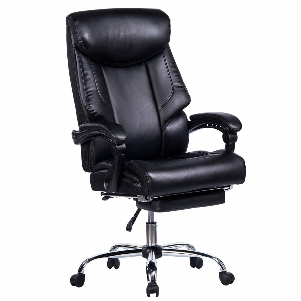 Outstanding Top 10 Best Reclining Office Chairs In 2019 Al Ltop Ten Gmtry Best Dining Table And Chair Ideas Images Gmtryco