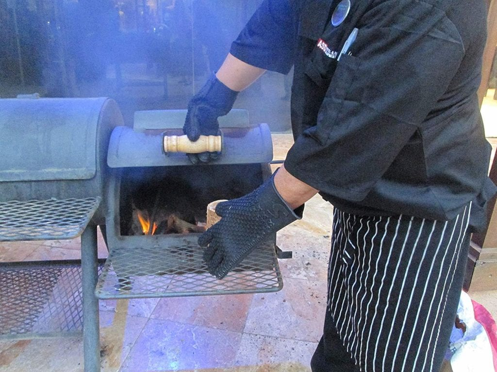 VRP Heat Resistants Silicone BBQ Gloves