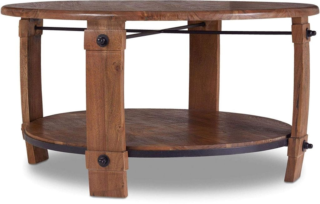 Hooker Furniture Whiskey Barrel Table