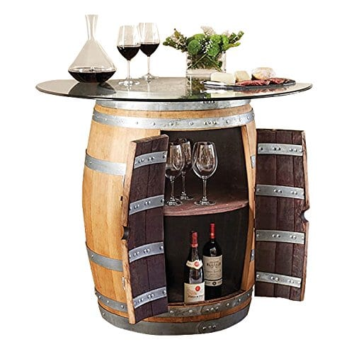 IWA Barrel Pub Table