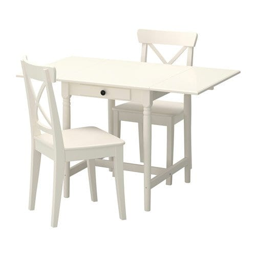 White 10204.201117.2630 IKEA Dining Table