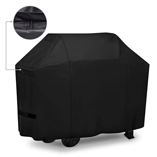 iCOVER 50 Inch Grill Covers Heavy Duty Waterproof