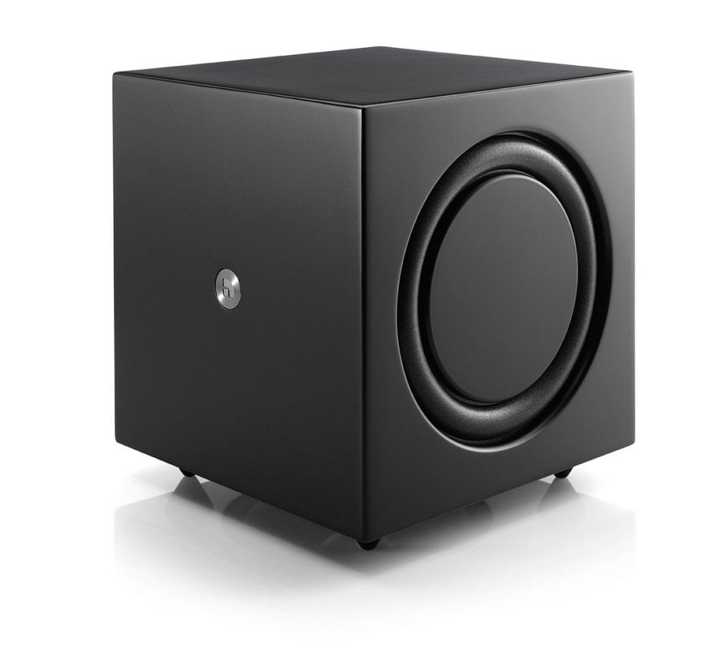Audio Pro Wireless and Multi-Room Subwoofer – Black