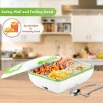 Electric Heated Lunch Boxes