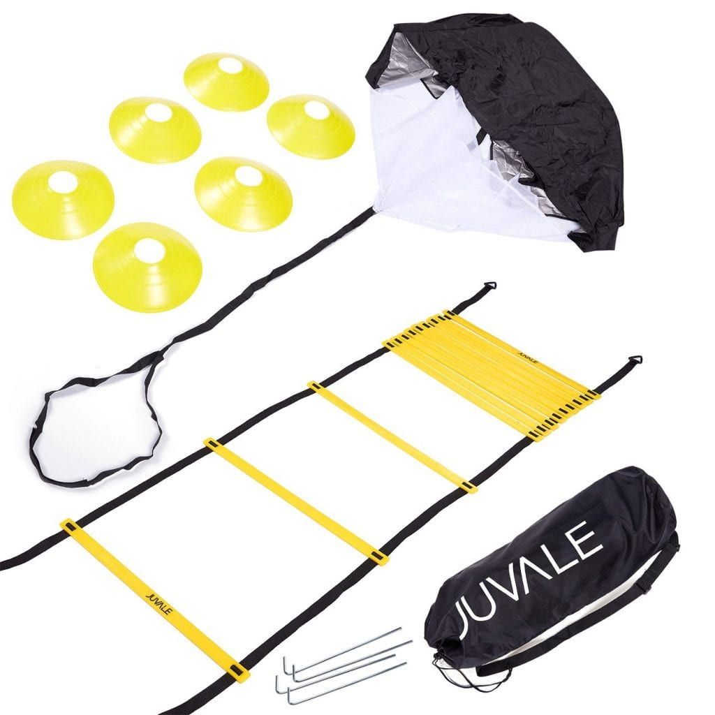 Juvale Speed and Agility Training Set