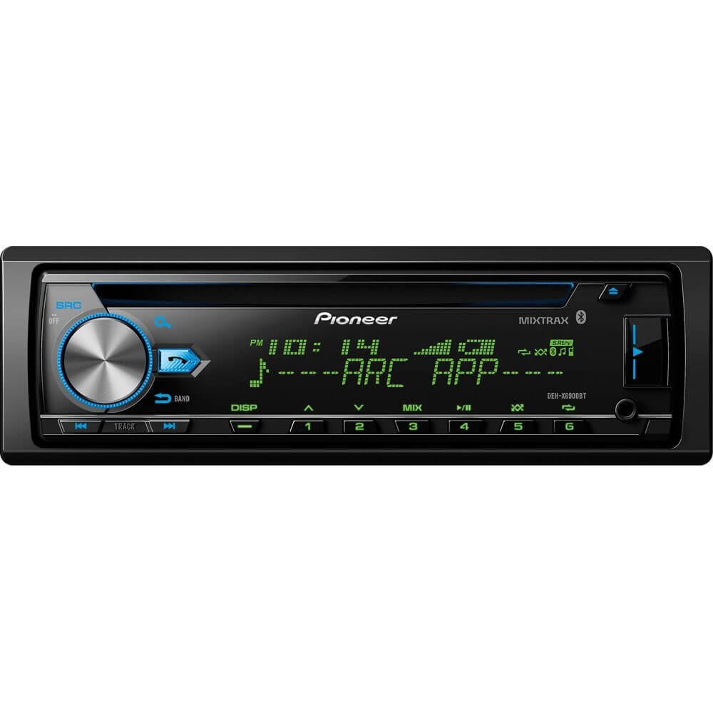 Pioneer DEH-X6900BT Vehicle CD Digital Receiver