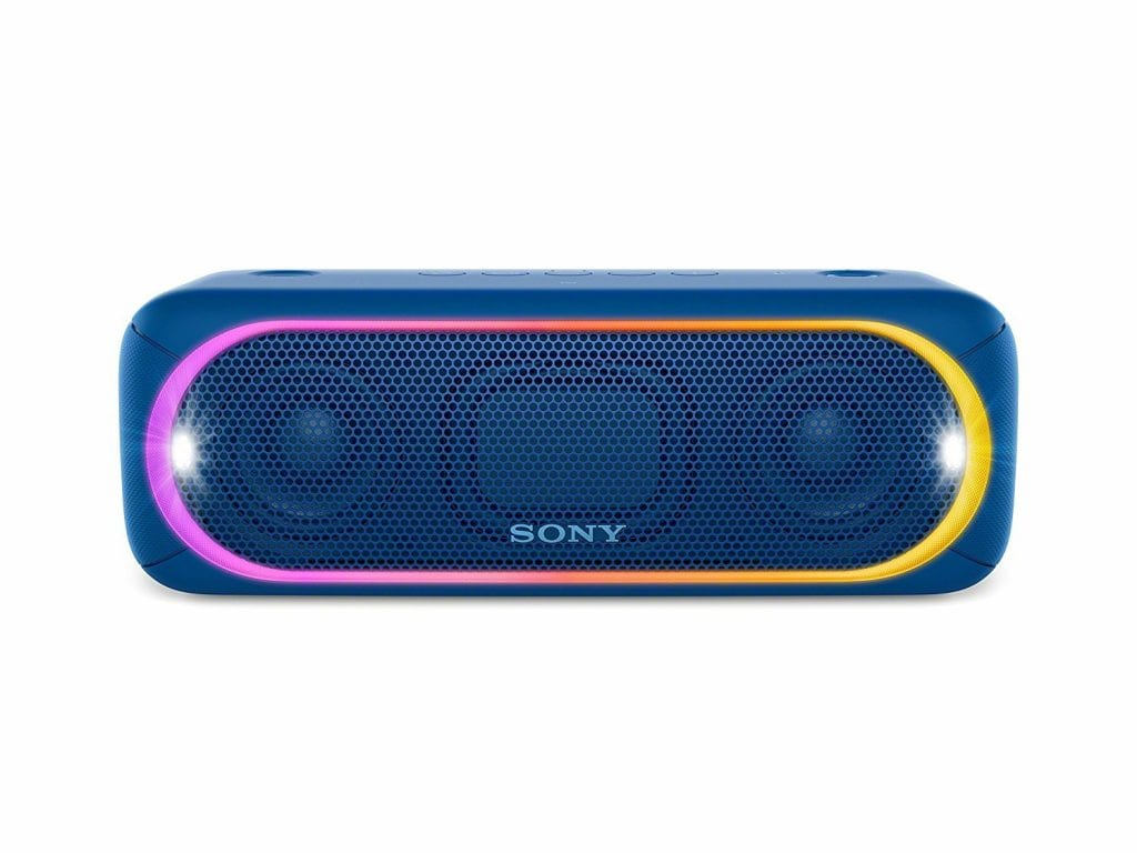 Sony SRSXB30/BLUE Portable Wireless Bluetooth Speaker