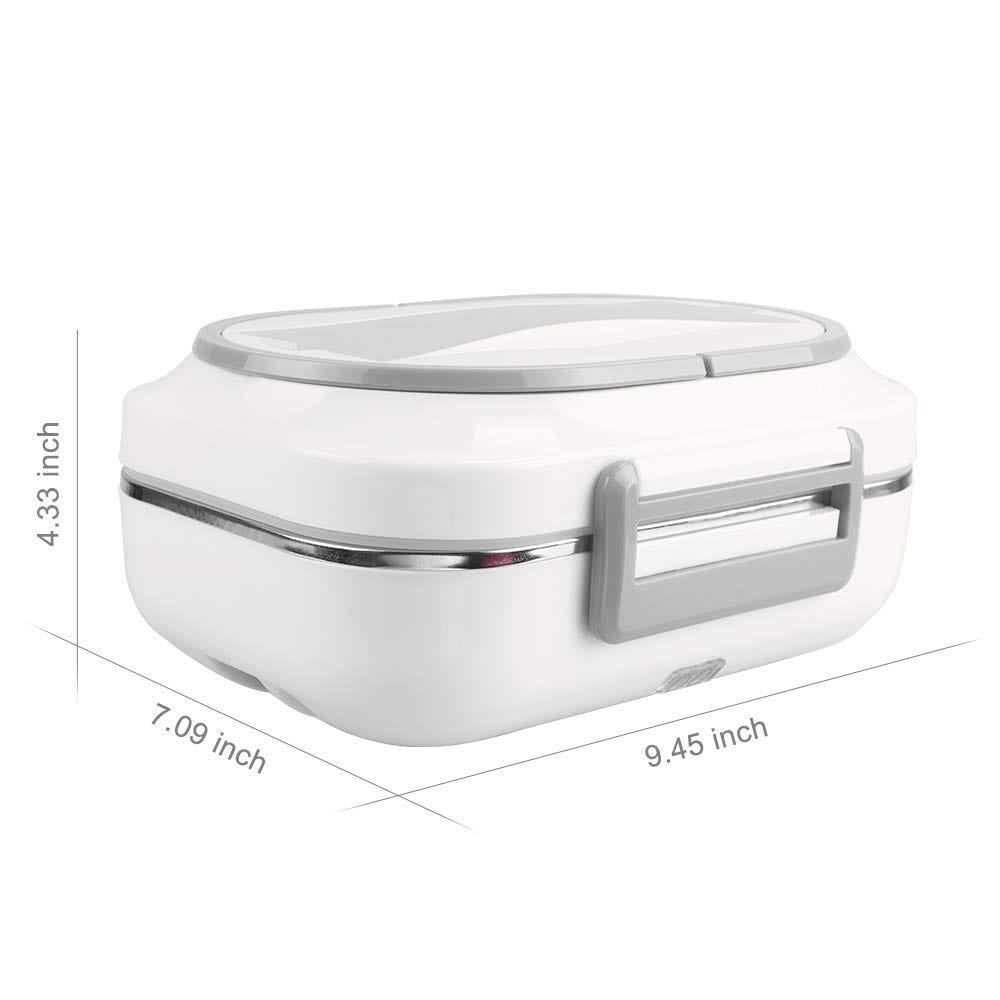 Toursion Dual Use Portable Food Heater Deluxe Edition