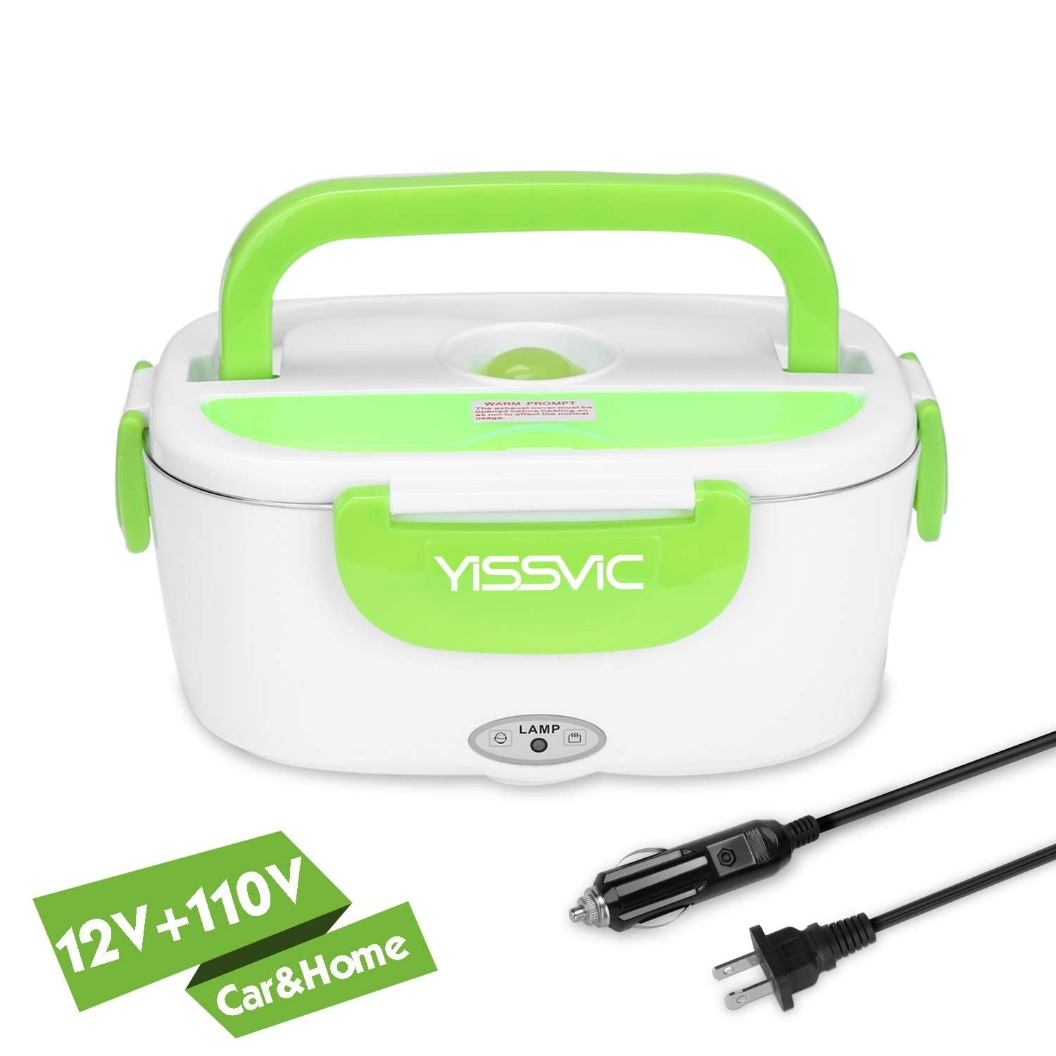 YISSVIC Electric Lunch Box Food Heater