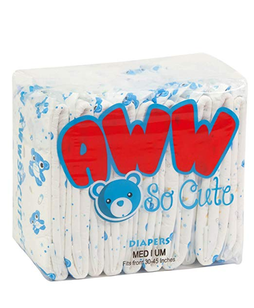 Adult Baby Diaper Lover ASC Brand Adult Diapers