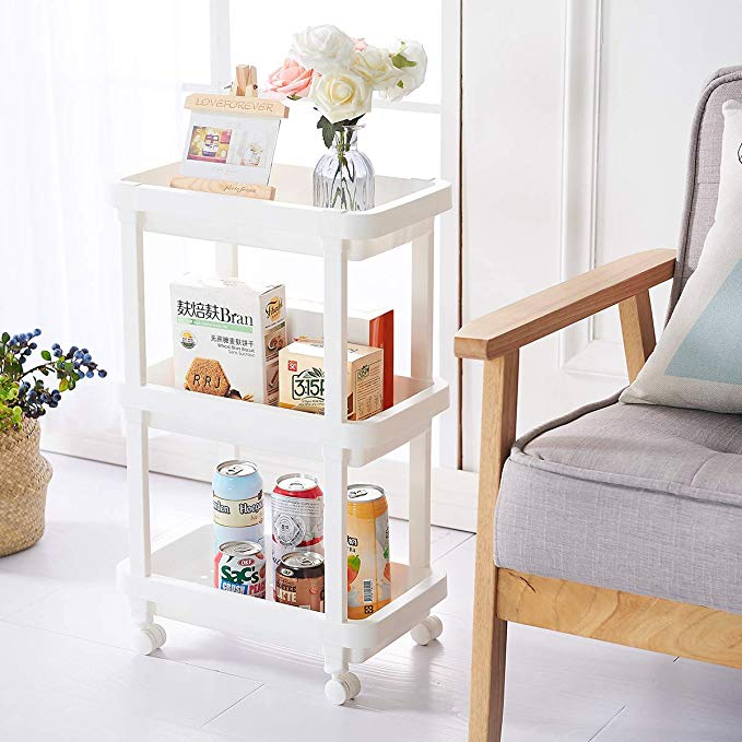 3-Tier Slide Out Storage Cart