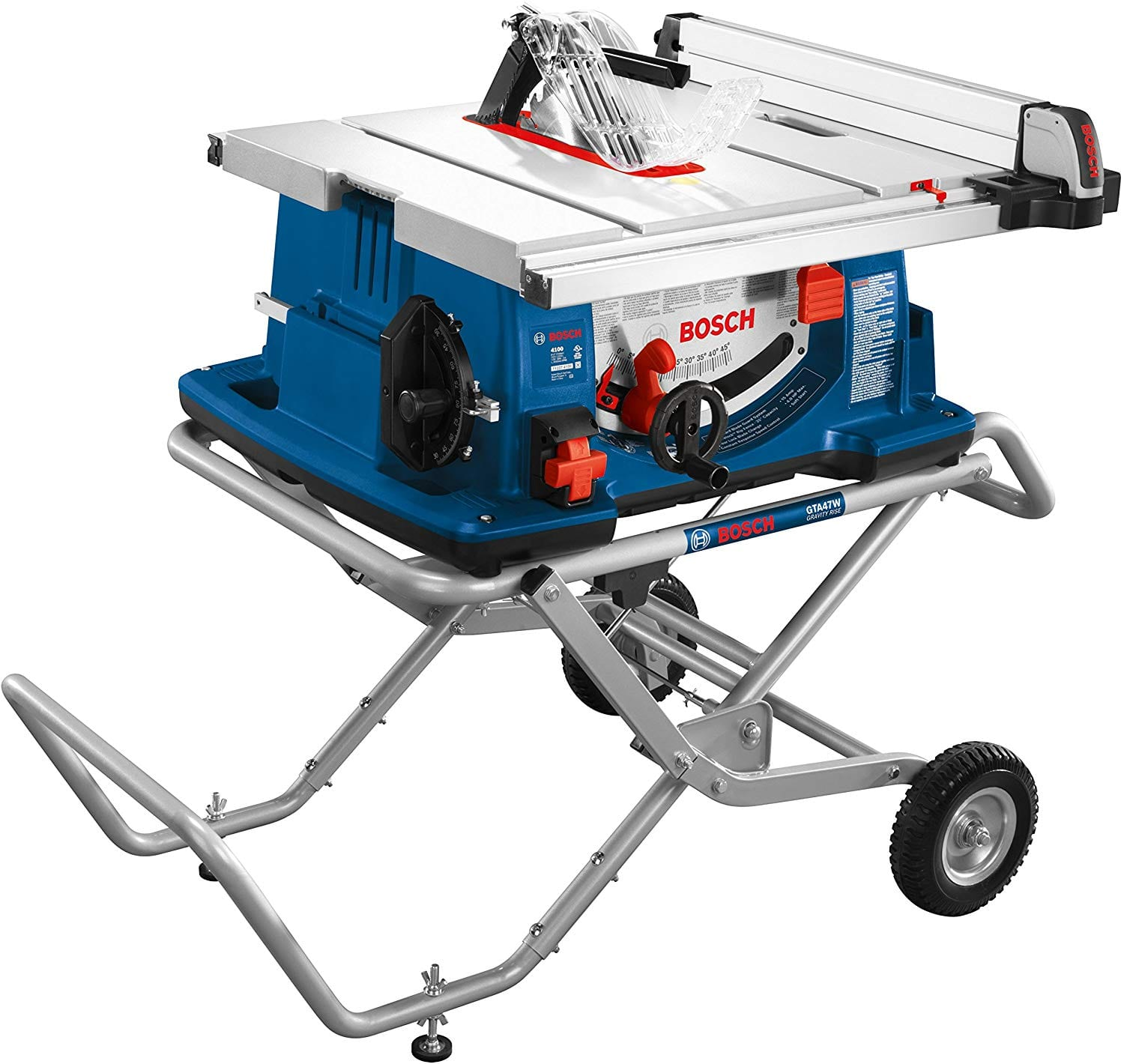 Bosch Tool Power 4100-10 Jobsite Folding Table Stand Saw