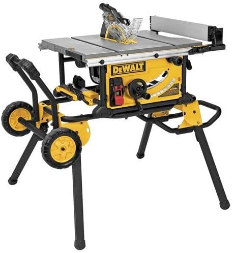 Dewalt Table Saw 10 inch, Capacity Rip 32-1/2 inch
