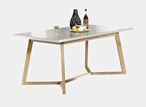 DiNi Wood Extendable Dining Table