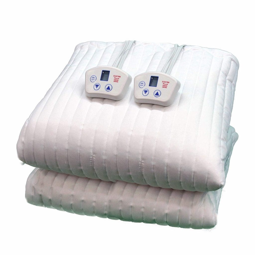 Electrowarmth M60Fd Heated Mattress Pad