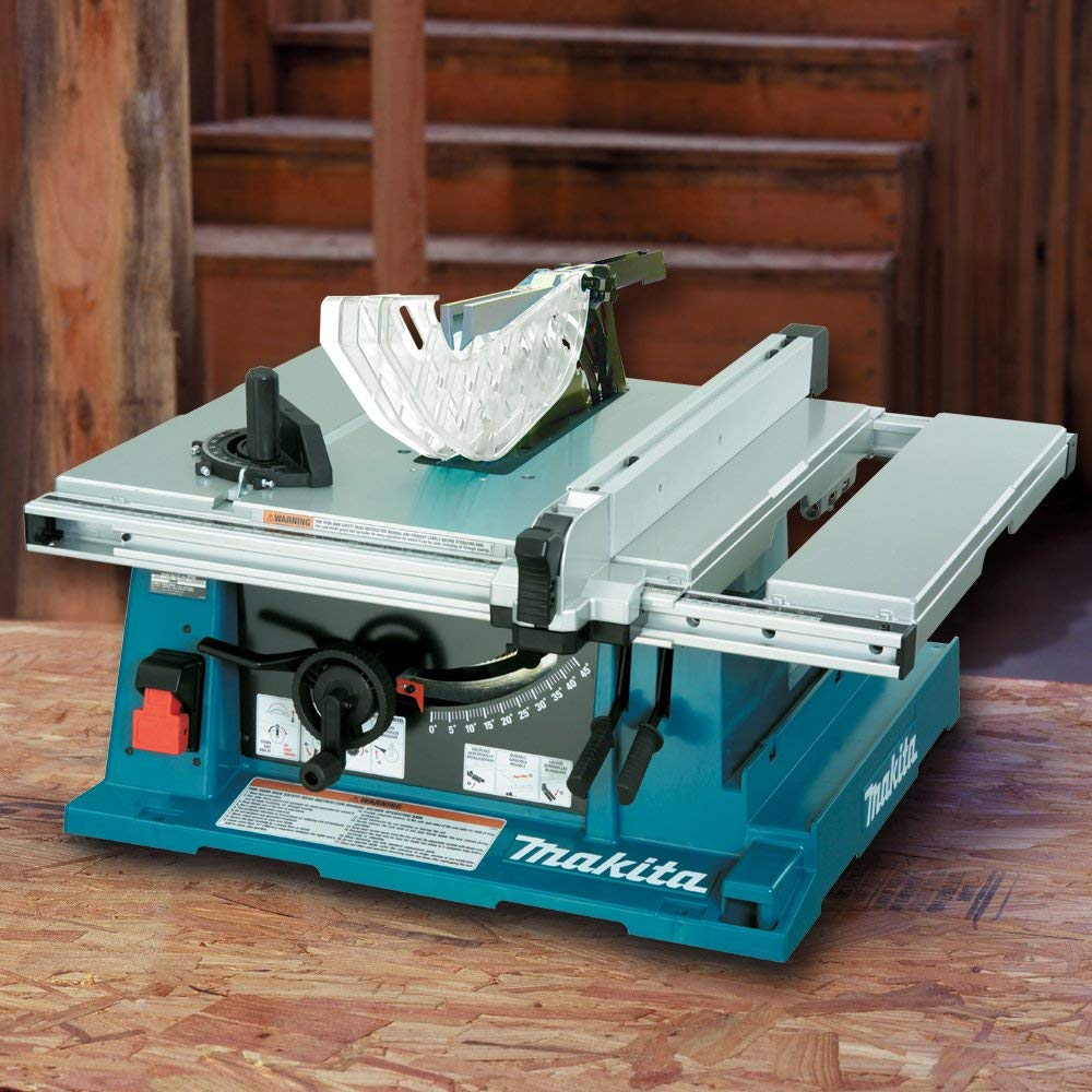 Makita 10 Inch 2750 Contractor Kind Table Saw