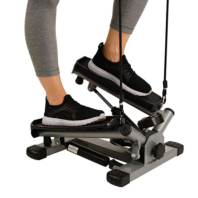 Sunny Health & Fitness Twist Stepper NO 045