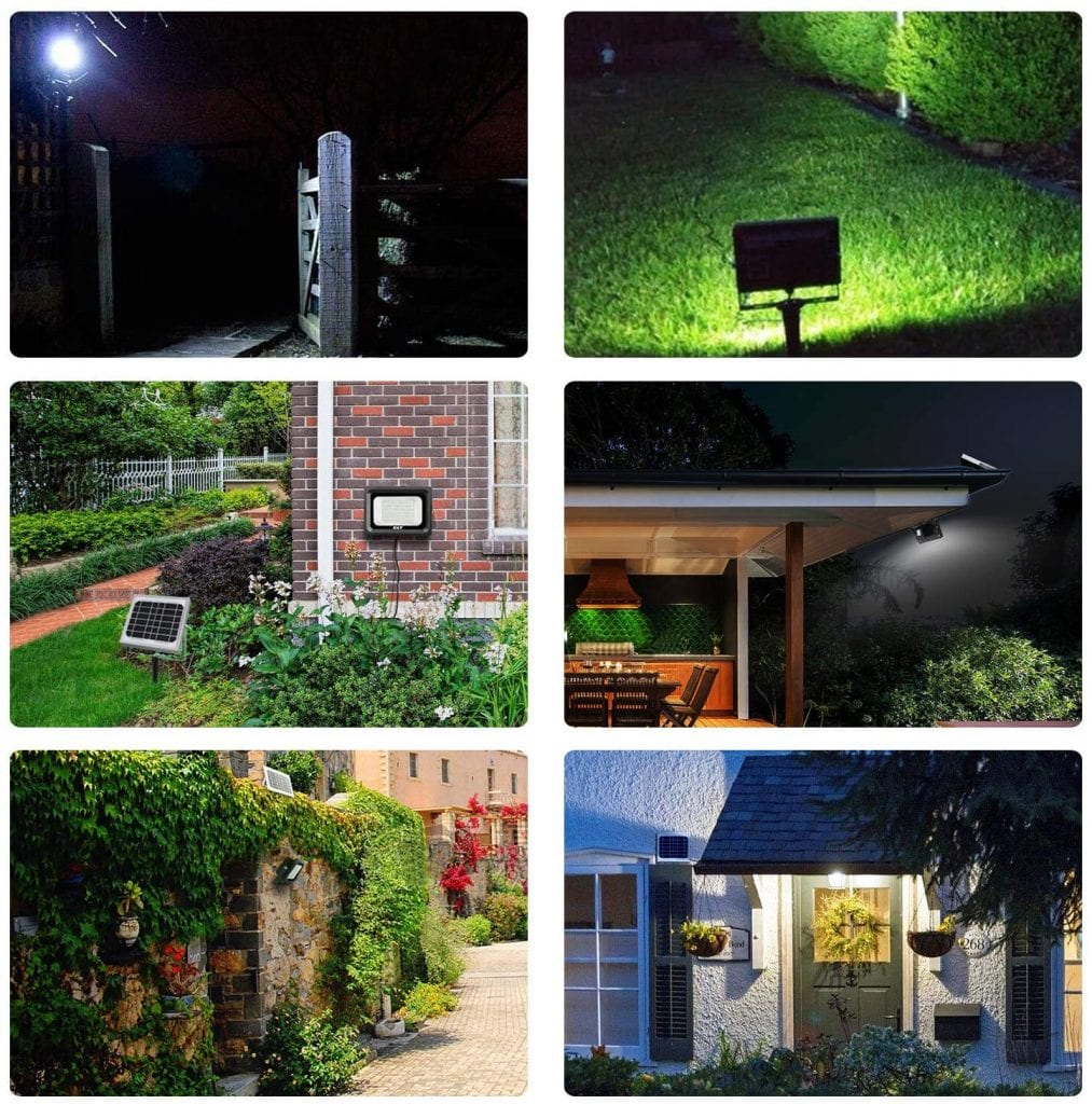 CLY 60 LED Solar Lights