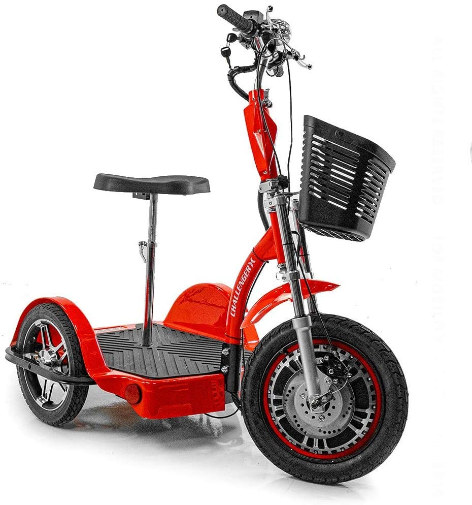 Challenger Mobility Recreational Scooter