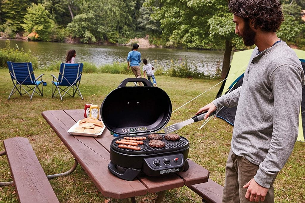 Coleman Gas Grill