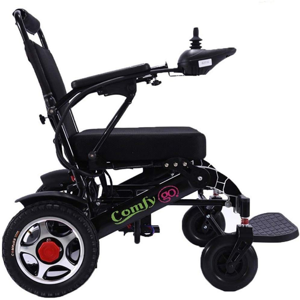 ComfyGo Wheelchair Scooter Fold