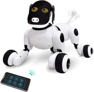 Contixo Puppy Robot Dog Toy
