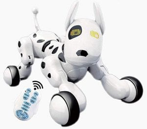 Dimple Robot Dog Toys