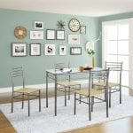 Dinning Table Set With Chairs