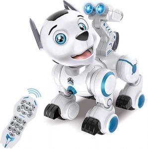 Fisca Remote Control Robot Dog Toy
