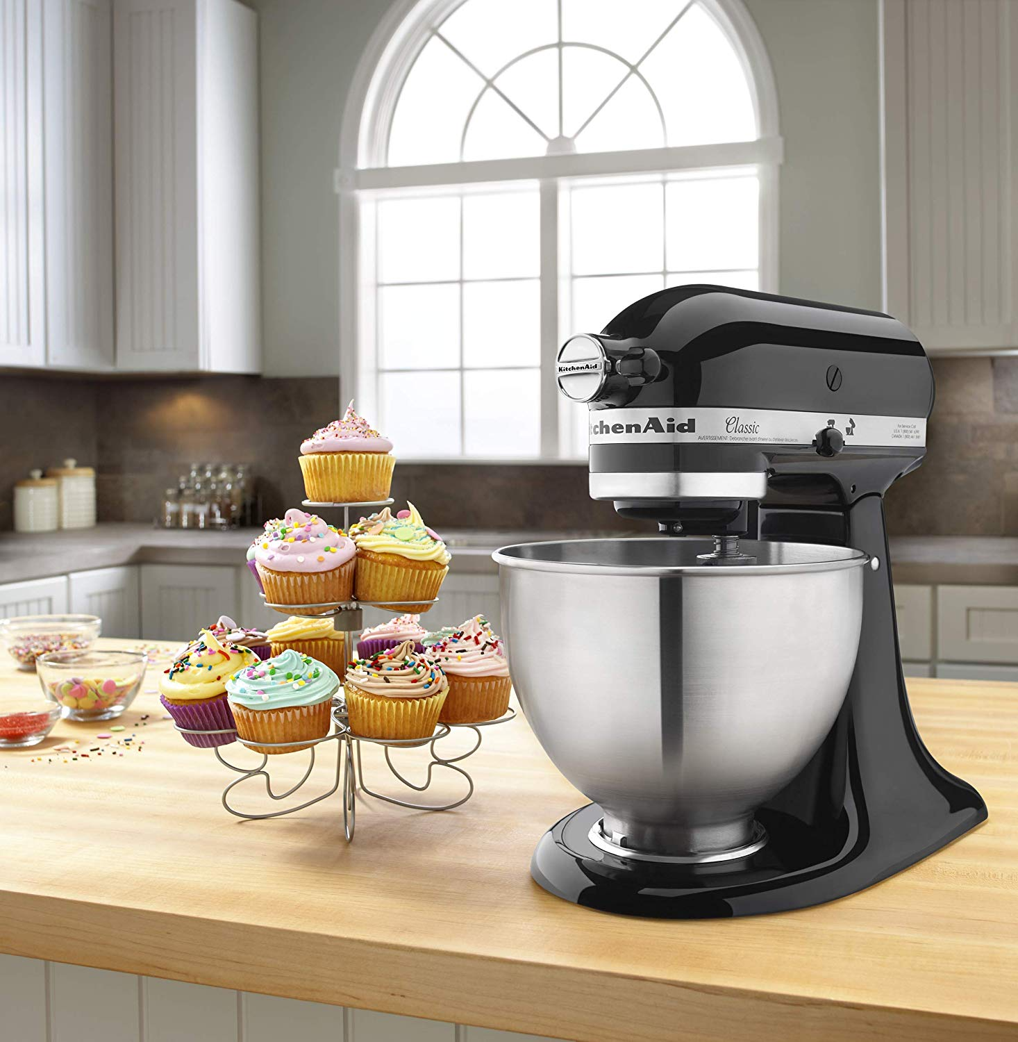 Top 10 Best Kitchen Aid Stand Mixers In 2019