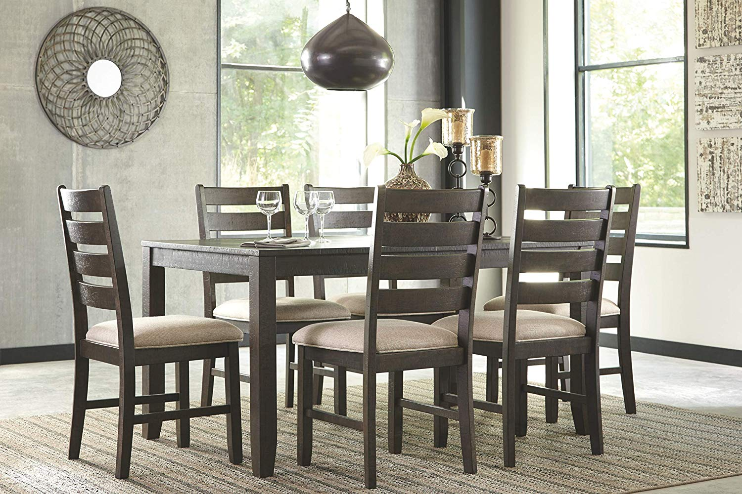 Signature Design by Ashley Industrial Dining