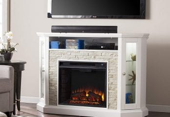 Best Corner Fireplace TV Stands
