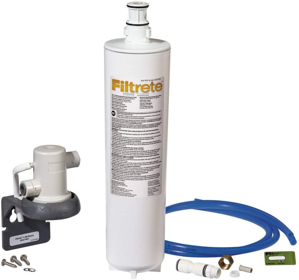 3M Filtrete Water Filtration System