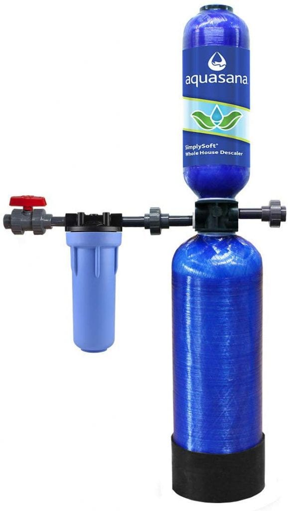 Aquasana Whole House Water Softener and Filter