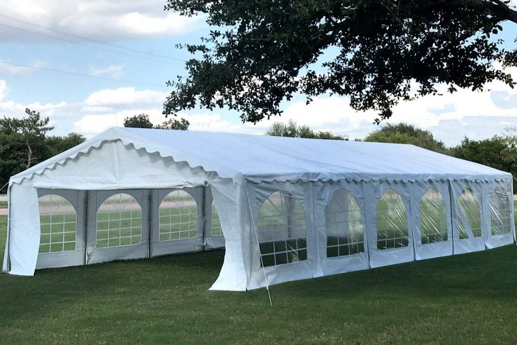 DELTA Canopies Budget PE Party Tent