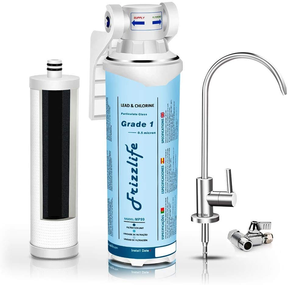 Frizzlife Quickchange Under Sink Water Filter