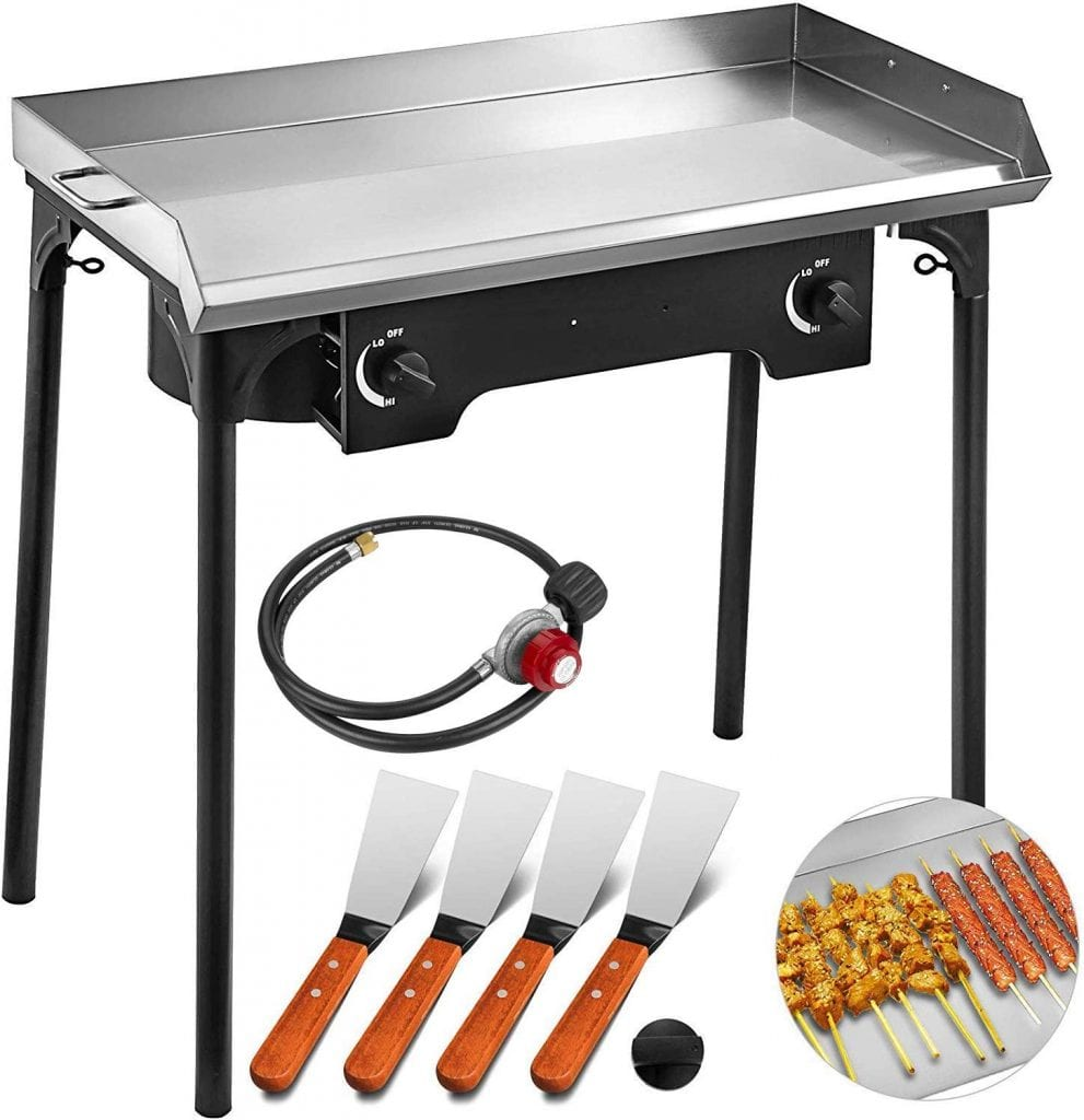 Happybuy Stove Griddle