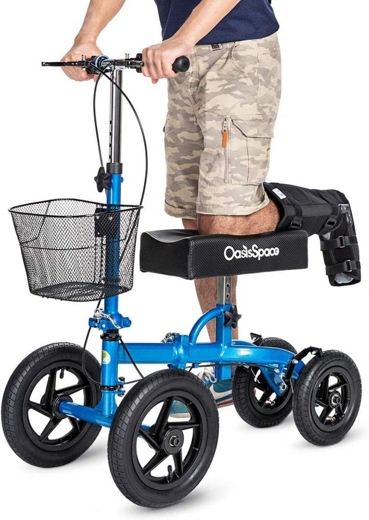 OasisSpace Knee Scooter