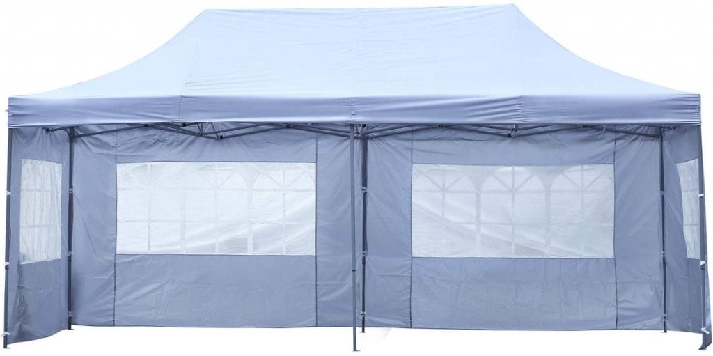 Outdoor Basic 10x20 Ft Wedding Party Canopy Tent