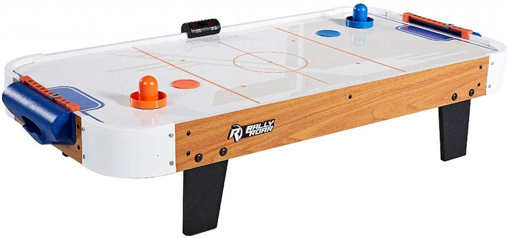 Rally and Roar Air Hockey Table – Best Budget