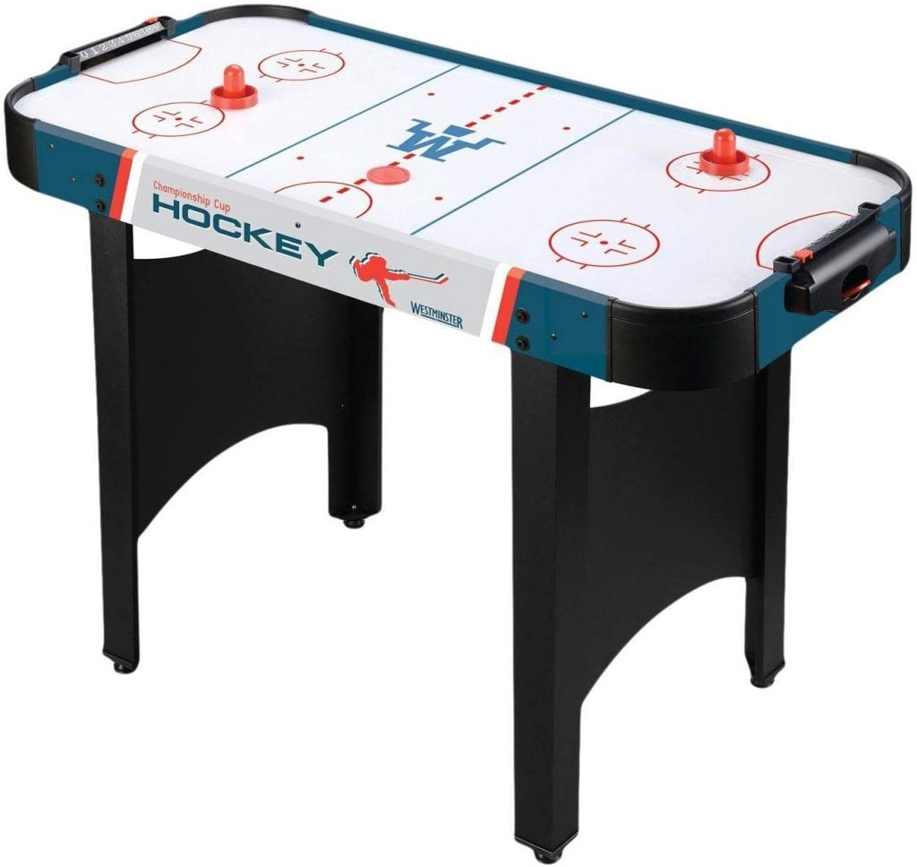 Westminster Air Hockey Table – Best for Durability